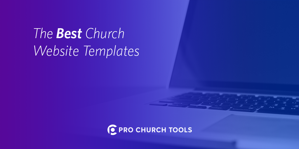 The best church website templates pro church tools maxwellsz