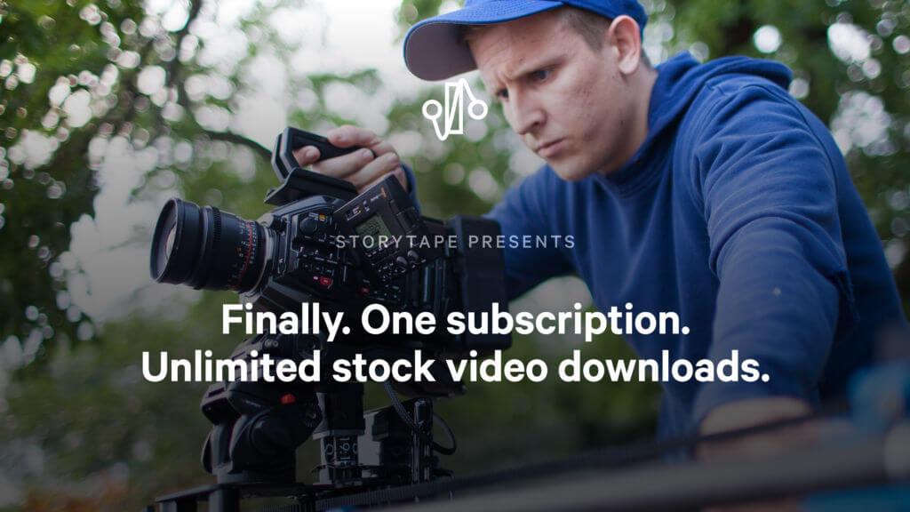 Storytape.com - Launching November 14th, 2017