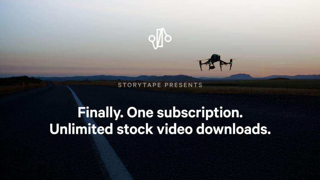 Storytape.com - Launching November 14h, 2017
