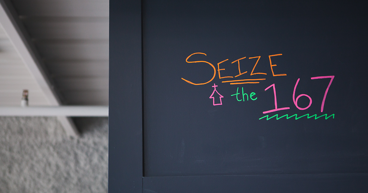 """Image result for """"seize the 167"""""""